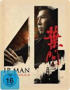Cover-Bild zu Ip Man 4: The Finale von Wilson Yip (Reg.)