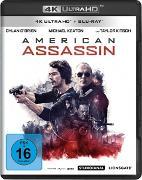 Cover-Bild zu American Assassin - 4K von Dylan O'Brien (Schausp.)