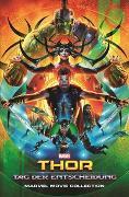 Cover-Bild zu Pilgrim, Will: Marvel Movie Collection: Thor: Tag der Entscheidung