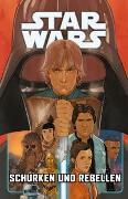 Cover-Bild zu Pak, Greg: Star Wars Comics: Schurken und Rebellen