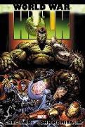 Cover-Bild zu Pak, Greg: Hulk: World War Hulk Omnibus