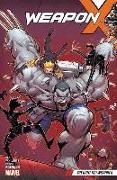 Cover-Bild zu Pak, Greg: Weapon X Vol. 2