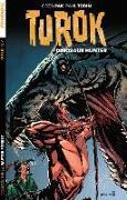 Cover-Bild zu Greg Pak: Turok: Dinosaur Hunter Volume 3
