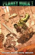 Cover-Bild zu Pak, Greg: Planet Hulk