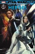 Cover-Bild zu Pak, Greg: Star Wars: Age of the Rebellion - Heroes