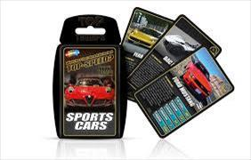 Cover-Bild zu Top Trumps - Sport Cars (d/f/i)