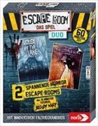 Cover-Bild zu Escape Room Duo Horror