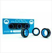 Cover-Bild zu Fin-Gears Magnetische Ringe - L Black-Blue