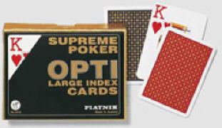 Cover-Bild zu Opti. Bridge-Poker. WK