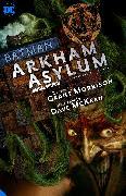 Cover-Bild zu Batman: Arkham Asylum The Deluxe Edition von Morrison, Grant