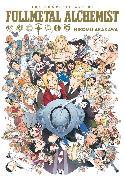 Cover-Bild zu Hiromu Arakawa: The Complete Art of Fullmetal Alchemist