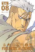 Cover-Bild zu Arakawa, Hiromu: Fullmetal Alchemist: Fullmetal Edition, Vol. 8