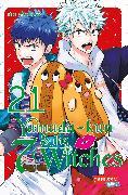 Cover-Bild zu Yoshikawa, Miki: Yamada-kun and the seven Witches 21