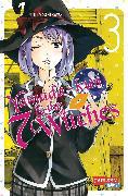 Cover-Bild zu Yoshikawa, Miki: Yamada-kun and the seven Witches, Band 3