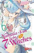 Cover-Bild zu Yoshikawa, Miki: Yamada-kun and the seven Witches, Band 06