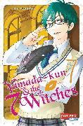 Cover-Bild zu Yoshikawa, Miki: Yamada-kun and the seven Witches, Band 7