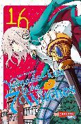 Cover-Bild zu Yoshikawa, Miki: Yamada-kun and the seven Witches, Band 16