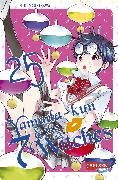 Cover-Bild zu Yoshikawa, Miki: Yamada-kun and the seven Witches 25