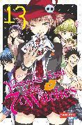Cover-Bild zu Yoshikawa, Miki: Yamada-kun and the seven Witches, Band 13