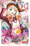 Cover-Bild zu Yoshikawa, Miki: Yamada-kun and the seven Witches, Band 9