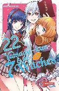 Cover-Bild zu Yoshikawa, Miki: Yamada-kun and the seven Witches 22