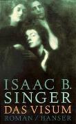 Cover-Bild zu Singer, Isaac Bashevis: Das Visum