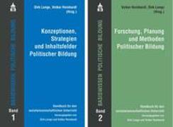 Cover-Bild zu Basiswissen Politische Bildung Band 1+2 von Lange, Dirk (Hrsg.)