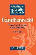 Cover-Bild zu Münchener Anwaltshandbuch Familienrecht von Schnitzler, Klaus (Hrsg.)