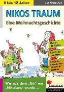 Cover-Bild zu Nikos Traum - Eine Weihnachtsgeschichte (eBook) von Krawczyk, Ulla