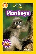 Cover-Bild zu National Geographic Readers: Monkeys von Schreiber, Anne