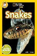 Cover-Bild zu National Geographic Readers: Snakes! von Stewart, Melissa