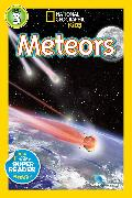 Cover-Bild zu National Geographic Readers: Meteors von Stewart, Melissa
