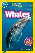 Cover-Bild zu National Geographic Readers: Whales (Pre-Reader) von Szymanski, Jennifer