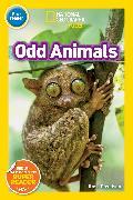 Cover-Bild zu National Geographic Readers: Odd Animals (Pre-Reader) von Davidson, Rose