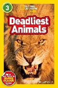 Cover-Bild zu National Geographic Readers: Deadliest Animals von Stewart, Melissa