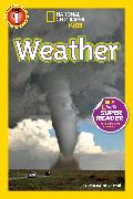 Cover-Bild zu National Geographic Readers: Weather von Rattini, Kristin Baird