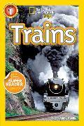 Cover-Bild zu National Geographic Readers: Trains von Shields, Amy