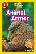 Cover-Bild zu National Geographic Kids Readers: Animal Armor (L1) von Marsh, Laura