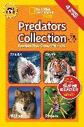 Cover-Bild zu National Geographic Readers: Predators Collection von National Geographic