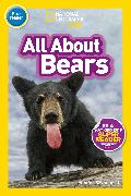 Cover-Bild zu National Geographic Readers: All About Bears (Pre-reader) von Kids, National Geographic