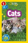 Cover-Bild zu National Geographic Readers: Cats (Level 1 Co-reader) von Galat, Joan Marie