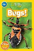 Cover-Bild zu National Geographic Kids Readers: Bugs (Pre-reader) von Evans, Shira