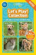 Cover-Bild zu National Geographic Readers: Let's Play von National Geographic Kids