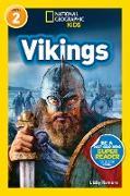 Cover-Bild zu National Geographic Readers: Vikings (L2) von Romero, Libby
