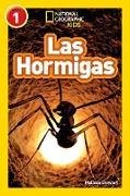 Cover-Bild zu National Geographic Readers: Las Hormigas (L1) von Stewart, Melissa