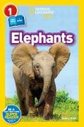Cover-Bild zu National Geographic Readers: Elephants von Hurt, Avery