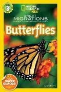 Cover-Bild zu National Geographic Readers: Great Migrations Butterflies von Marsh, Laura