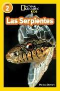 Cover-Bild zu National Geographic Readers: Las Serpientes (Snakes) von Stewart, Melissa