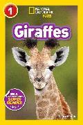 Cover-Bild zu National Geographic Readers: Giraffes von Marsh, Laura