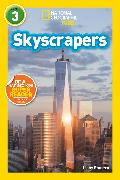 Cover-Bild zu National Geographic Readers: Skyscrapers (Level 3) von Romero, Libby